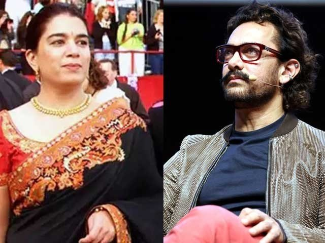 Aamir Khan's Ex-wife Pays Tribute To 'lagan'