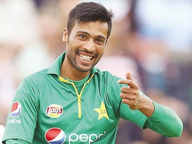 Aamir Showed His Availability For The Pakistan Cricket