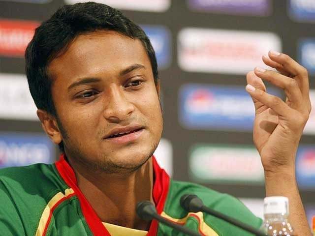All-rounder Shakib Al Hasan Was Banned And Fined