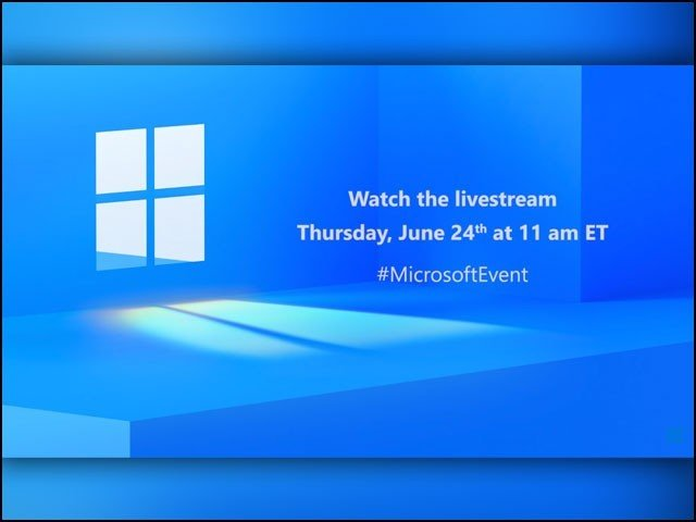 First Preview Of Windows 11