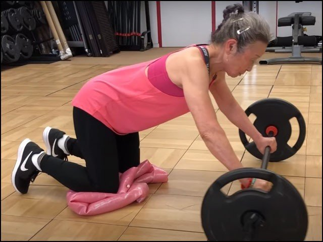 Japan's 90-year-old Woman Is The World's Oldest Fitness Trainer