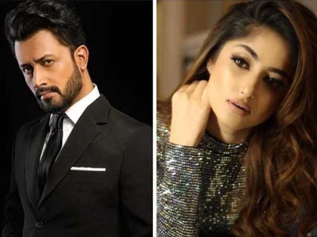 Sajjal Ali And Atif Aslam Ready To Entertain The Fans