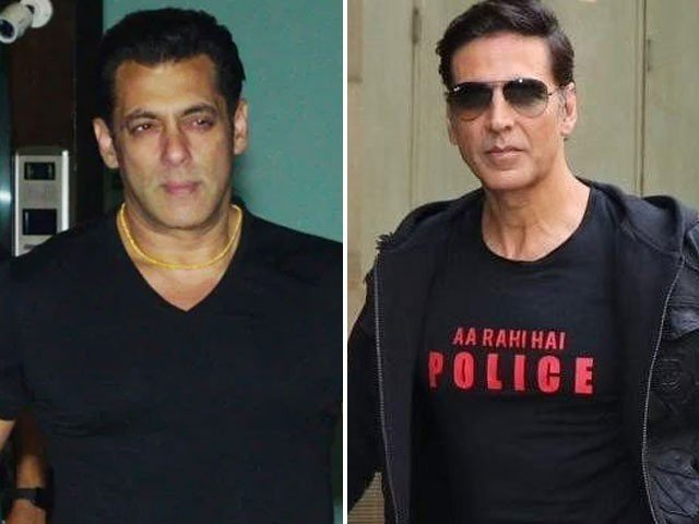Salman And Akshay Together In Dhoom 4