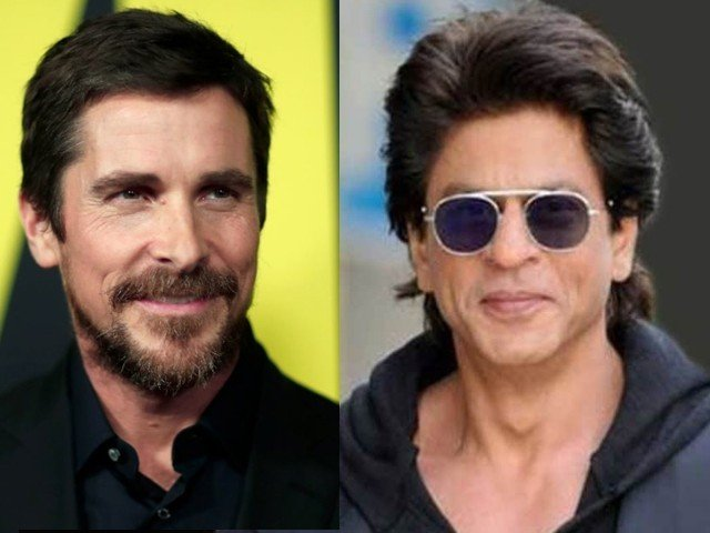Shah Rukh Falls Love With Actor Christine Bell