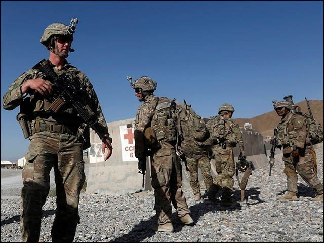 United States Could Strike Kabul With Fighter Jets
