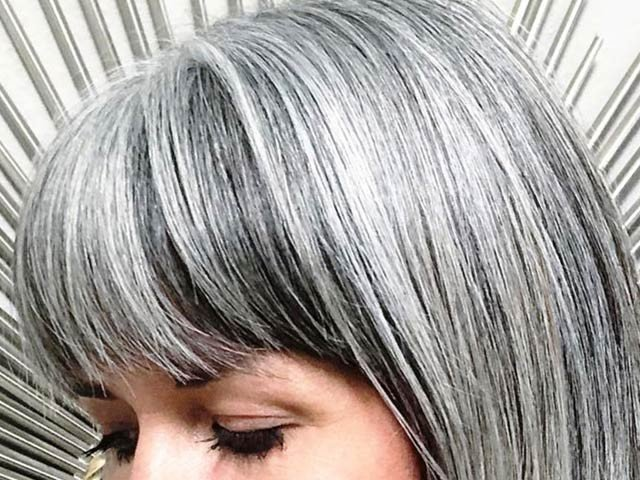 White Hair Causes Stress, But It Can Also Be Prevented
