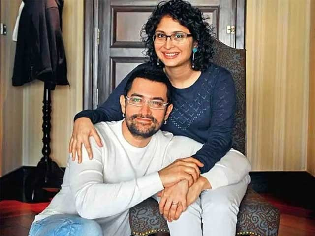 Aamir Khan And His Wife Karan Rao Announce To End Their Marriage