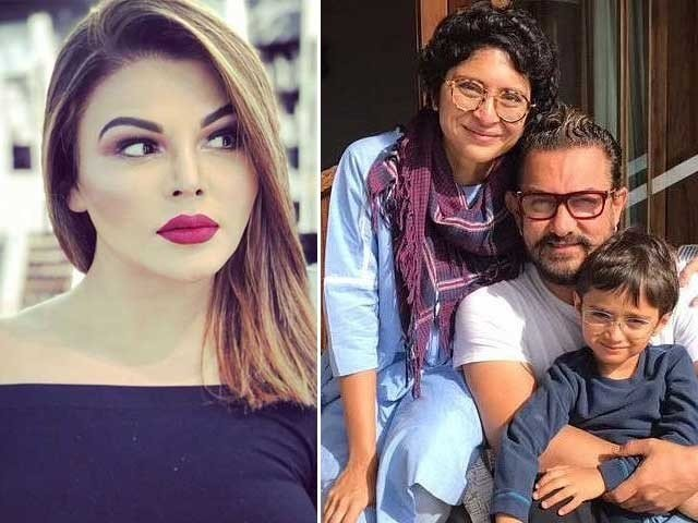 After The Divorce, Rakhi Sawant Proposed Marriage To Aamir Khan