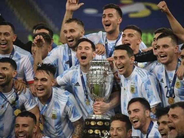 Argentina Wins Copa America After 28 Years