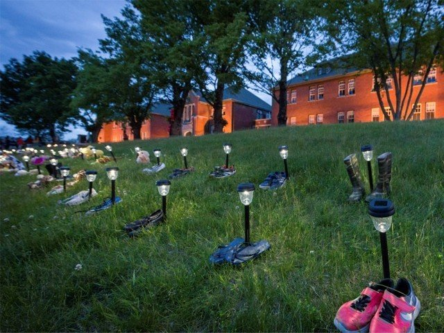 Mass graves School Children Discovered In Canada