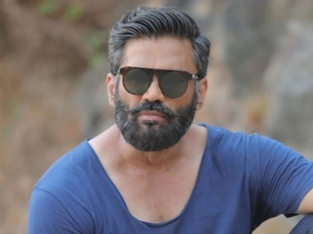 Sunil Shetty's apartment was sealed due to increase in Corona cases