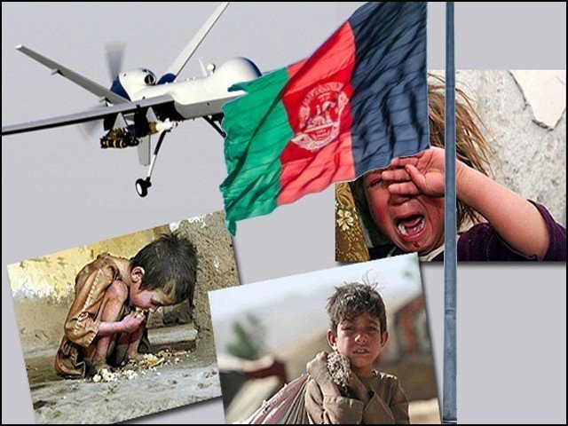 The War Situation In Afghanistan And Its Effects
