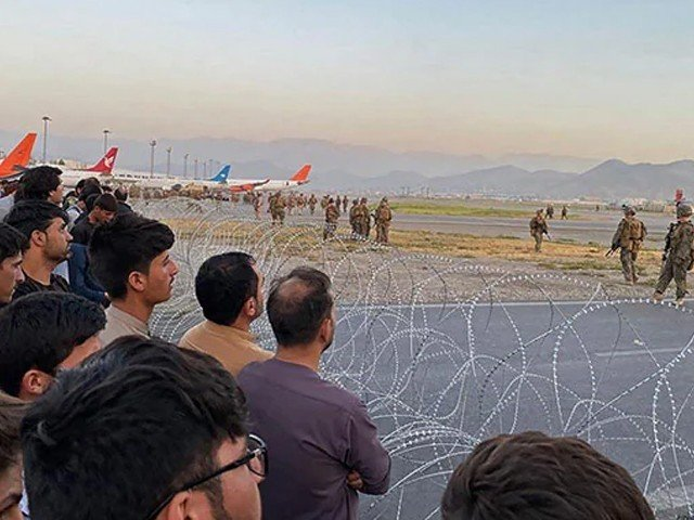 Five Killed In Us Military Firing At Kabul Airport