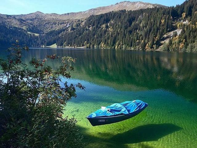 It Is The Most Transparent Lake In The World